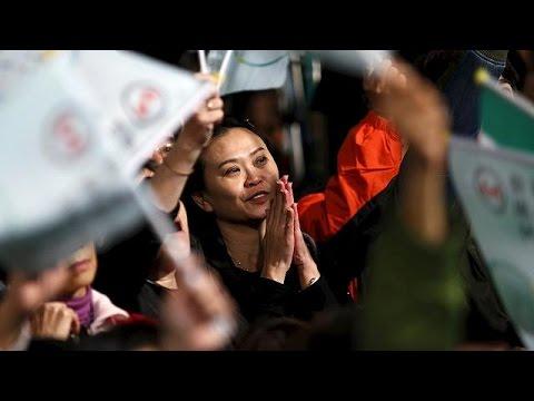Ταϊβάν: Προσδοκίες και επιφυλάξεις για την πρώτη γυναίκα πρόεδρο