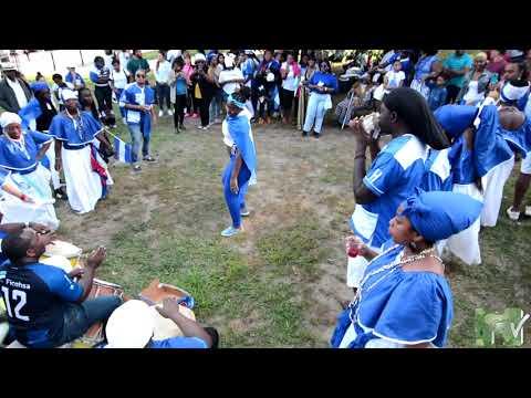 Garifuna Afro Honduran Punta Dance Honduran Day Parade Bronx N Y 2017 Part 2