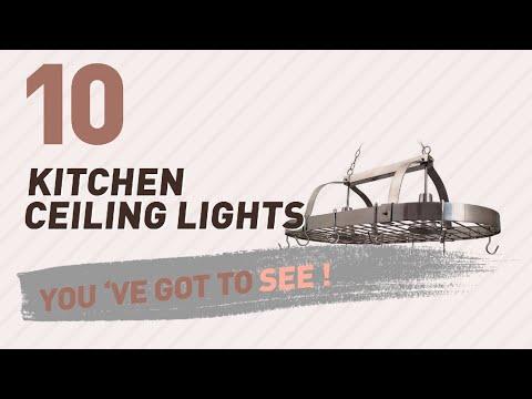 Kitchen Ceiling Lights // New & Popular 2017