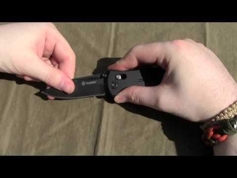 Відеоогляд ножа Ganzo G702