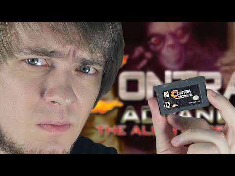 Contra Advance: The Alien Wars Ex - Extra Life