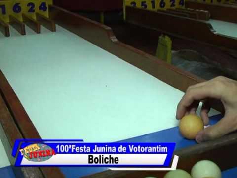 100ª Festa Junina de Votorantim - Boliche