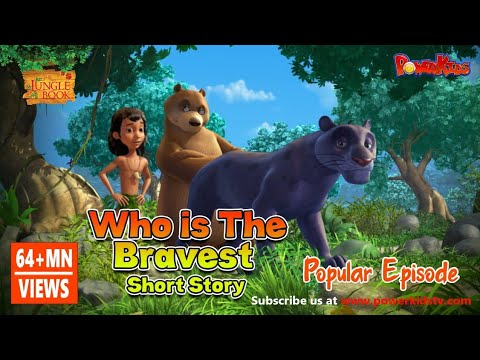 JBS1 EP12 Who Is The Bravest Hindi Short