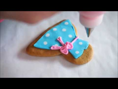 Blue Apron Gingerbread Cookie Decoration