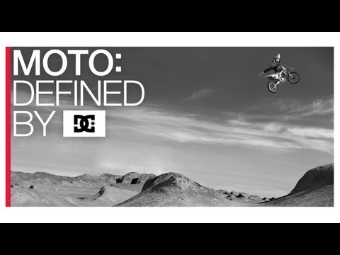 Defined - This year we took a new approach to the DC Moto team video. The best riders in the best locations...This is Moto Defined by DC. Enjoy! Staring DC athletes: J...