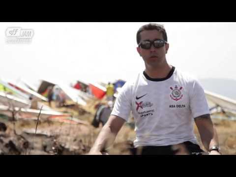 EM BEREVE: No canal OFF Jam - Brasileiro de Asa Delta