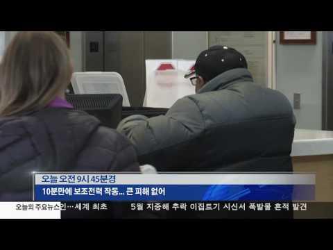 USC 메디컬 센터 정전비상  12.15.16 KBS America News