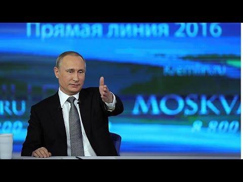 Πούτιν για οικονομία: διαβεβαιώσεις, αισιοδοξία και μία σύλληψη – economy