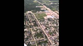 Sturgeon Falls (ON) Canada  City pictures : Flying over sturgeon falls ontario