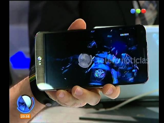 Teléfonos curvos -Telefe Noticias