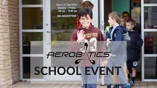 Channing Hall Field Trip to Aerobatics