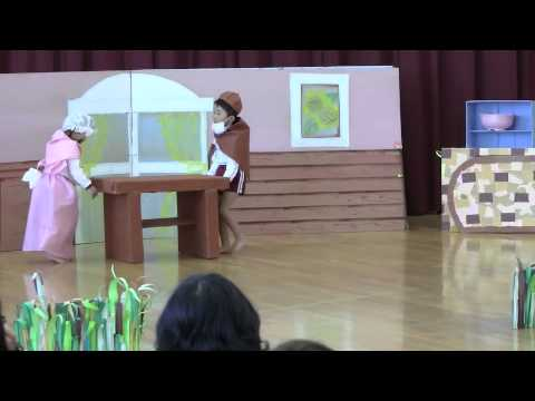 2013社保育園発表会3歳児