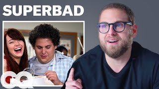 Video Jonah Hill Breaks Down His Most Iconic Characters | GQ MP3, 3GP, MP4, WEBM, AVI, FLV Desember 2018