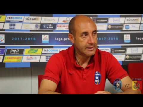Preview video Bisceglie - Catanzaro 0-2: Sala stampa
