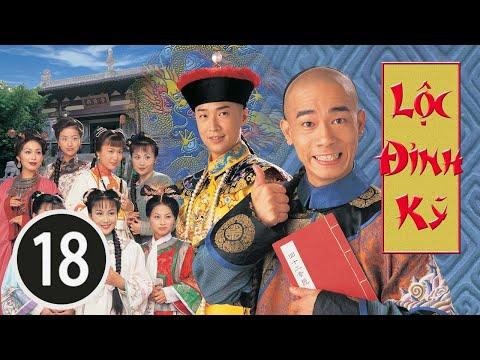 Lộc Đỉnh Ký 18/45(tiếng Việt), DV chính: Trần Tiểu Xuân, Mã Tuấn Vỹ; TVB/1998 - Thời lượng: 44 phút.