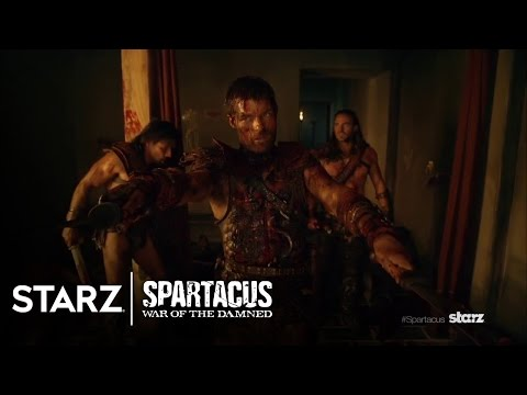Video of Spartacus Official Fans