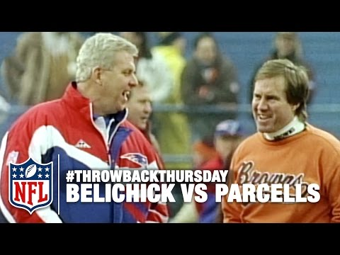 Bill Belichick's First Playoff Win, Browns Last | NFL Vault Stories