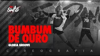 Bumbum de Ouro - Gloria Groove | FitDance SWAG (Choreography) Dance Video