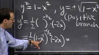 Lec 5 | MIT 18.01 Single Variable Calculus, Fall 2007