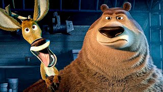 Open Season 4: Scared Silly Trailer (2016) Animation | Jagdfieber 4