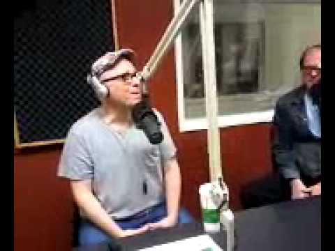 Bobcat Goldthwait on the Kvta Morning Show