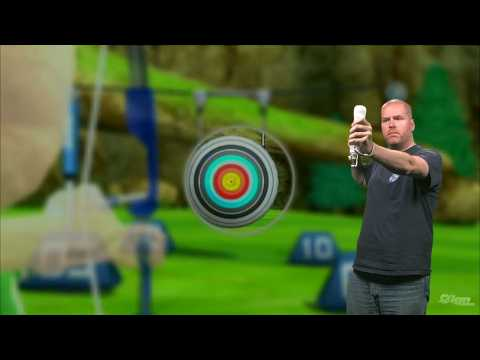 resort - Craig Harris shows you the accuracy of Wii Motion Plus.