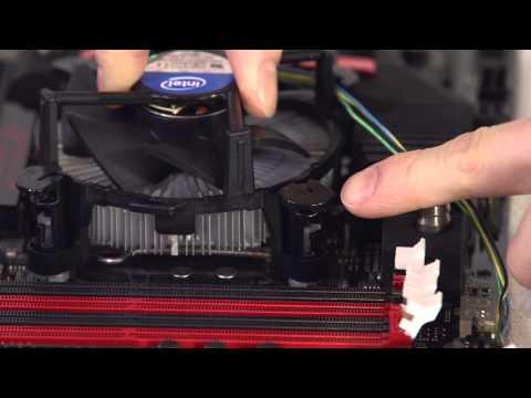 Install an Intel LGA1150 or LGA1155 CPU Processor as Fast As Possible
