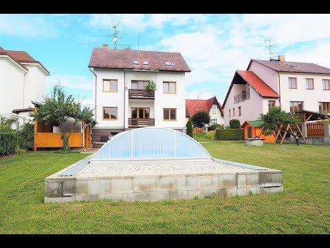 Video Prodej RD, 303 m² (957 m²), Písek - Roháčova