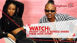 Video Priddy Ugly & Bontle share their love story MP3, 3GP, MP4, WEBM, AVI, FLV Oktober 2018