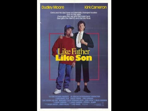 Like Father Like Son (1987) - Movie Review