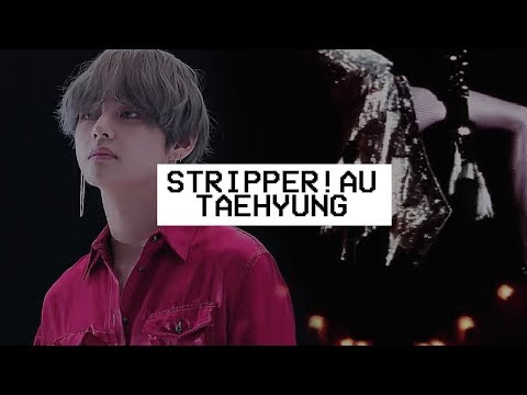 [taehyung] stripper!au + 17+