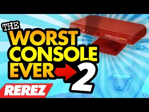 Worst Console Ever Made 2 - Rerez