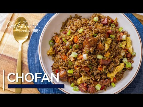 Chofan Dominicano | Arroz Chino | Dominican Style Chinese Fried Rice | Chef Zee Cooks