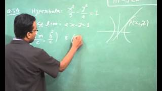 Video Solution Of Problem 54 Of IIT-JEE 2012