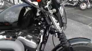 8. 407757 - 2009 Harley Davidson Sportster 1200 Nightster XL1200N - Used Motorcycle For Sale