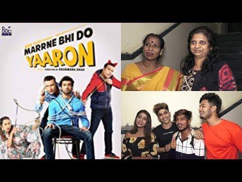 Marrne Bhi Do Yaaron Public Review  Krushna, Kashmera Shah, Rishaab Chauhaan