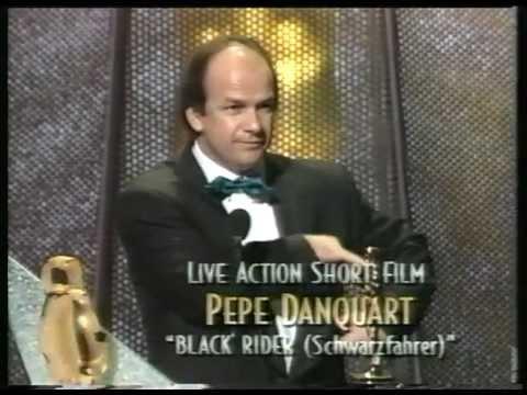Pepe Danquart gewinnt Oscar für den besten Kurzfilm