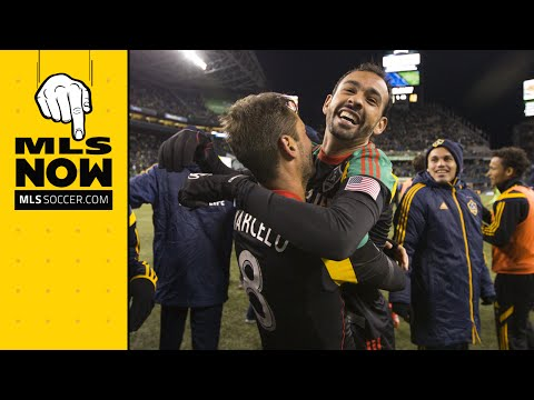 Video: Ned Grabavoy's Key to the MLS Cup Final for the LA Galaxy | MLS Now