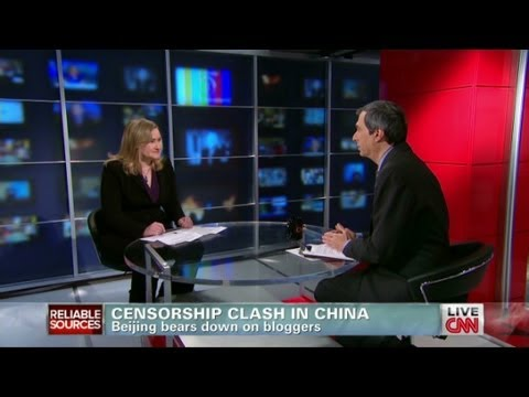 censorship - Rebecca MacKinnon and Howard Kurtz on this week's strike by Chinese journalists; could it lead to greater press freedom? For more CNN videos, check out http:...