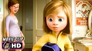 INSIDE OUT: RILEY'S FIRST DATE Clip - Arrival (2015) Pixar