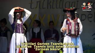 Download Lagu 1408150601 Euskadiko Trikitilari Gazteen XXXIV  Txapelketa Zeanurin Mp3