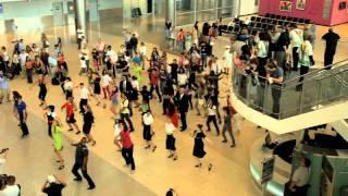 TAP Flash Mob Miami International Airport