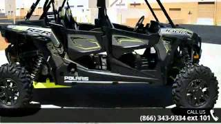 3. 2016 Polaris RZR XP 4 1000 EPS Titanium Matte Metallic  -...