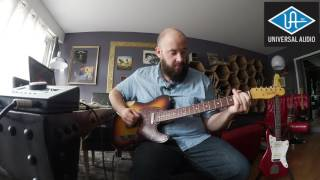 Démo Guitare Obsession : le son de Jack White avec des plugins Universal Audio