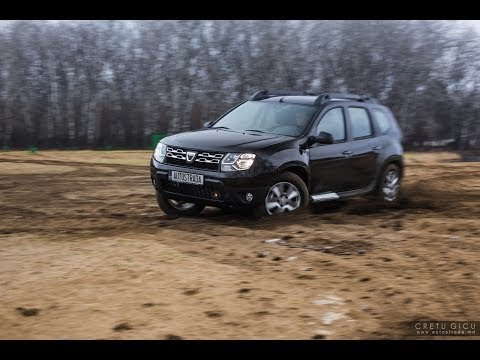 Dacia Duster facelift Test Drive AutoStrada.MD
