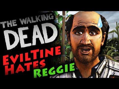 "Walking Dead Season 2 Episode 3 - Bad Choices W/ Reggie ""In Harm's Way"" #Eviltine"