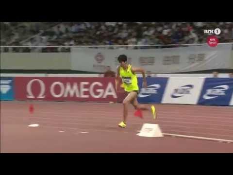 2.29 Naoto Tobe Diamond league SHANGHAI 2015