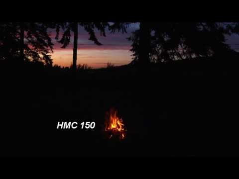 hmc 150 - Quick comparison of some shots taken on Canon T2i and HMC 150 cameras. Not a scientific 'comparison' of the exact same scene, but I did shoot the fire scenes...