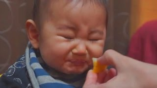 Babies Eating Lemons for First Time Compilation 2014 - FUNNY VideoS 2014 - 720p - YouTube