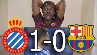 Download Video Bacelona Fan React To ● Espanyol vs Barcelona 1-0 All Goals ● Live Reaction MP3 3GP MP4
